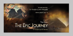 EPIC JOURNEY flyer