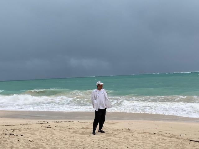 Hurricane Douglas & Tim.7.26.20